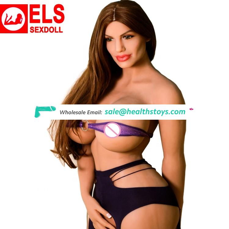 2018 Newest designs 176 cm new mold huge boobs big ass big breast full body silicone sex doll for man
