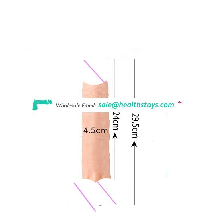 Dildo For Woman Products Sex Toys Adult Dual Density Liquid Silicone Artificial Penis