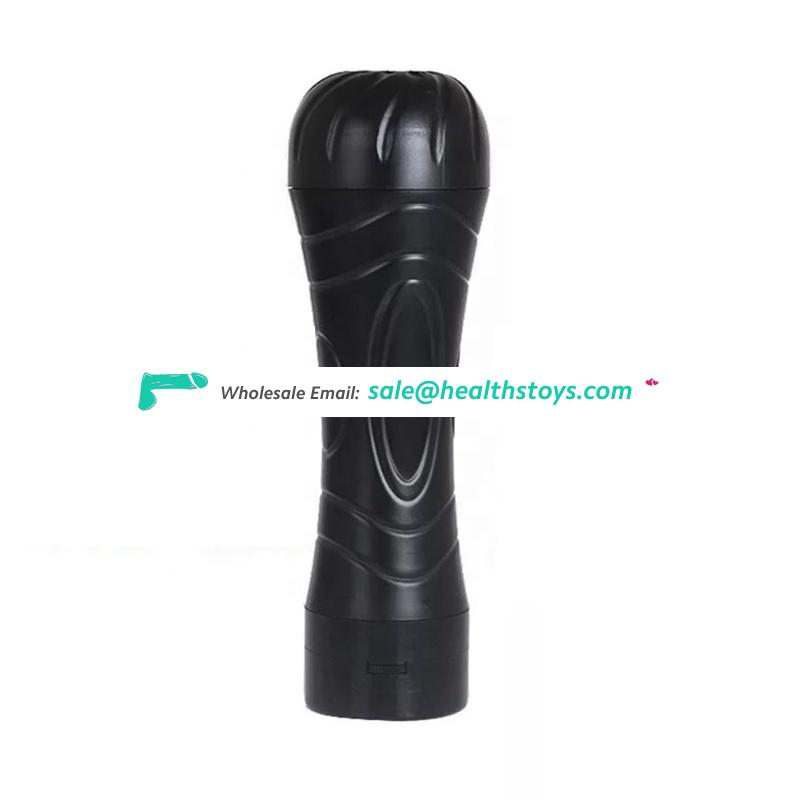 Hands Masturbation Cup Sex Toy For Man Factory Hot Sales Men Vibrator Male Masturbation Machine with Wholesale Price