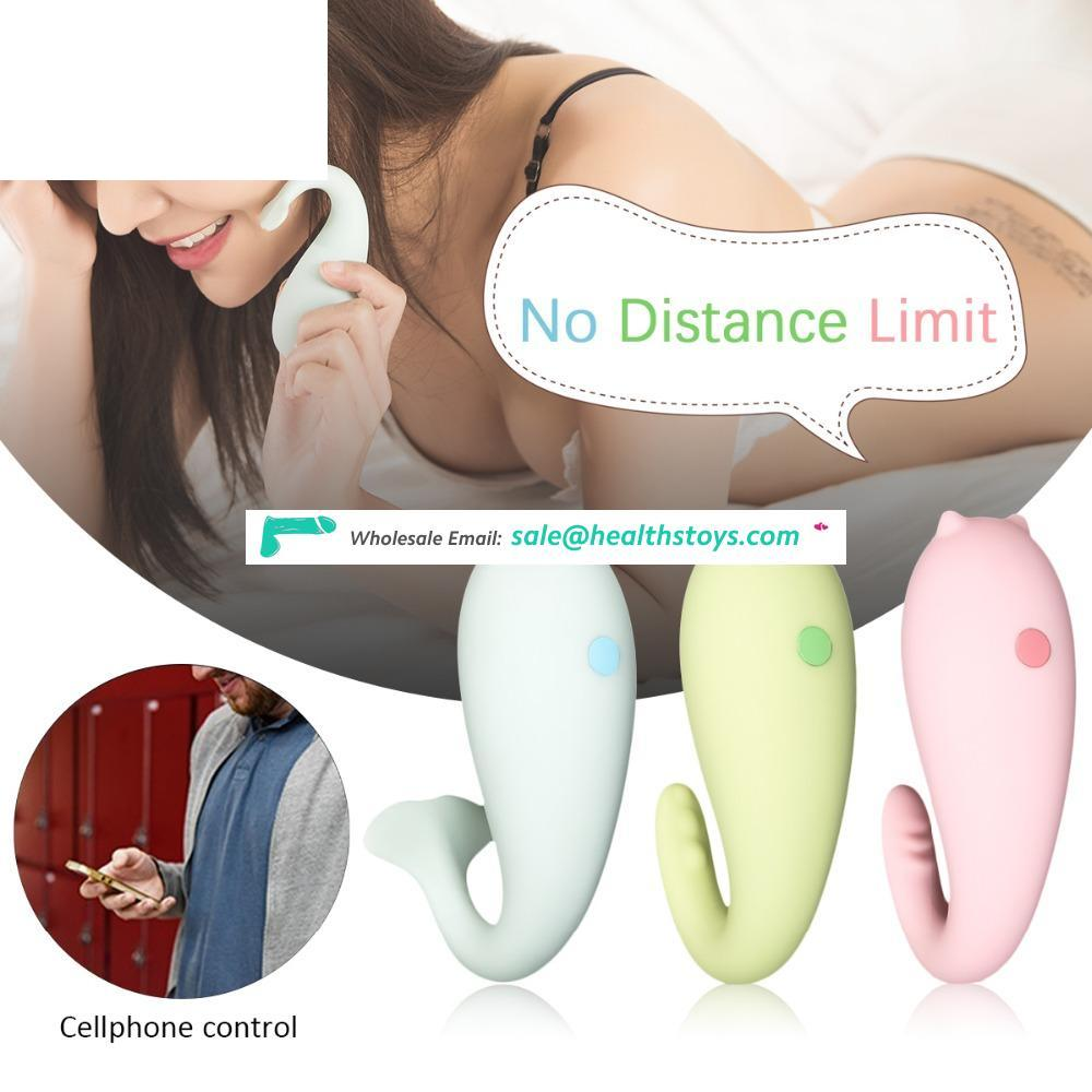 Wireless APP Remote Control Vibrator Monsters Pub Soft Silicone Dildo bluetooth Connect USB Charge Adult Game Sex Toys For Women