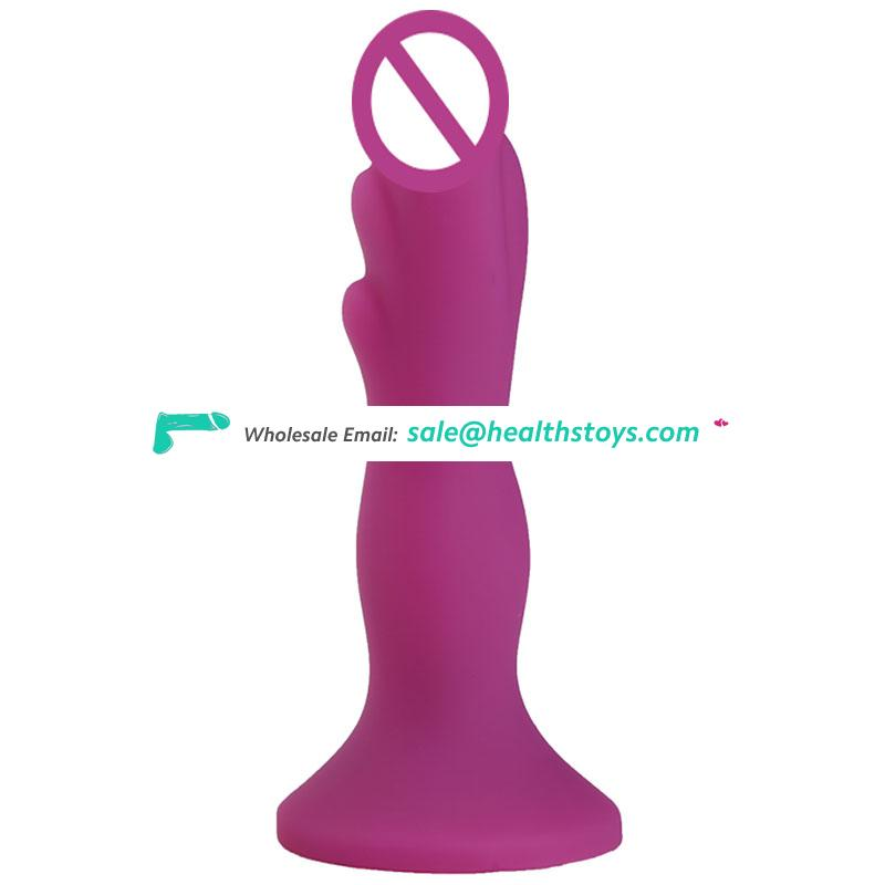 sex-Realistic-Soft-Penis-Women-Anal-Suction-Cup-Dildo-Plug-G-spot-Adult-Toy