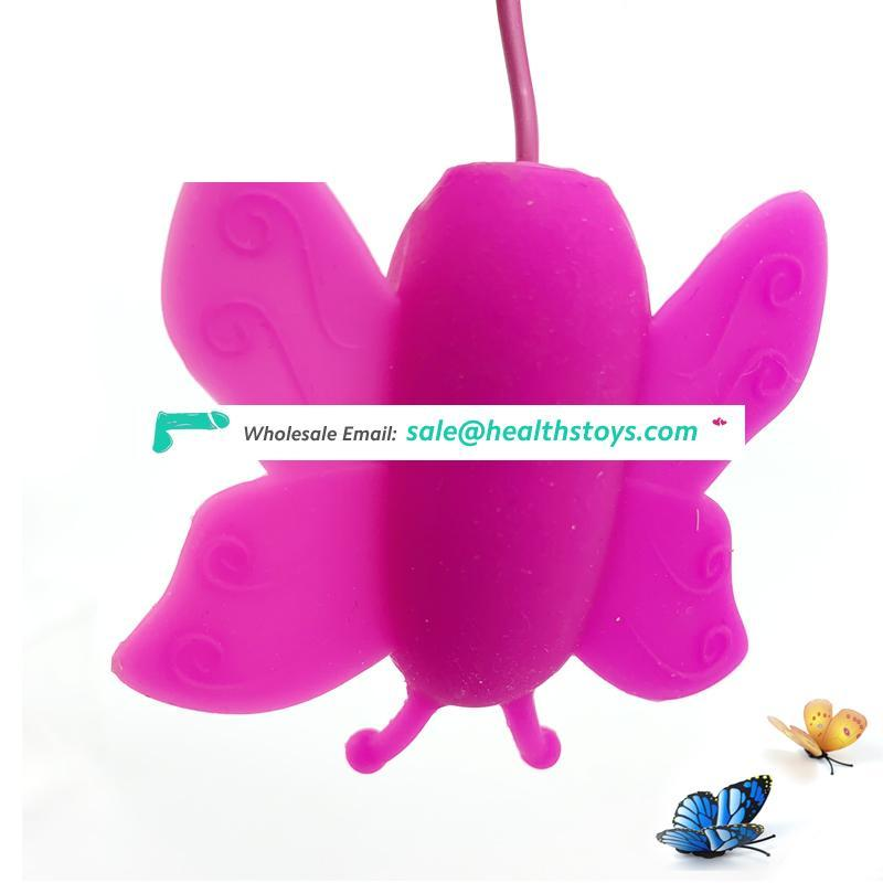 12-frequency silicone female vibrator adult sex toy
