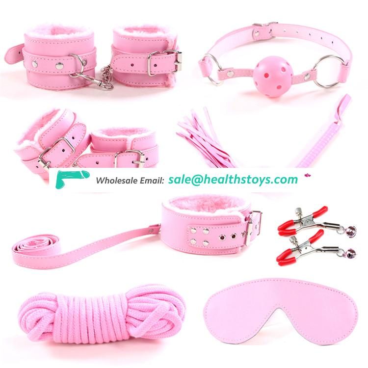 Bondage Kit for beginners SM toys adult games toys Christmas gifts