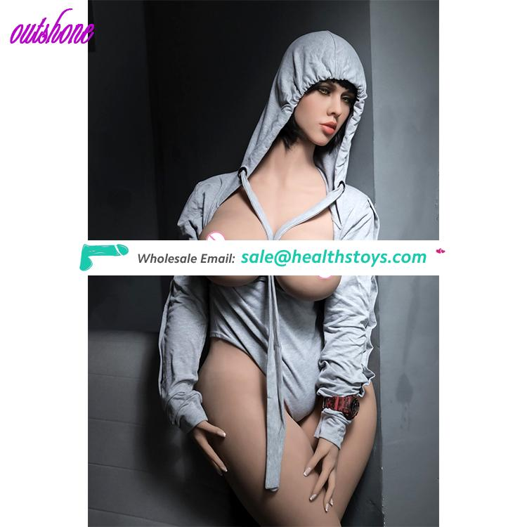 Free shipping Wholesale toy from china 163cm full body hot young woman sexy video adult sex doll for men