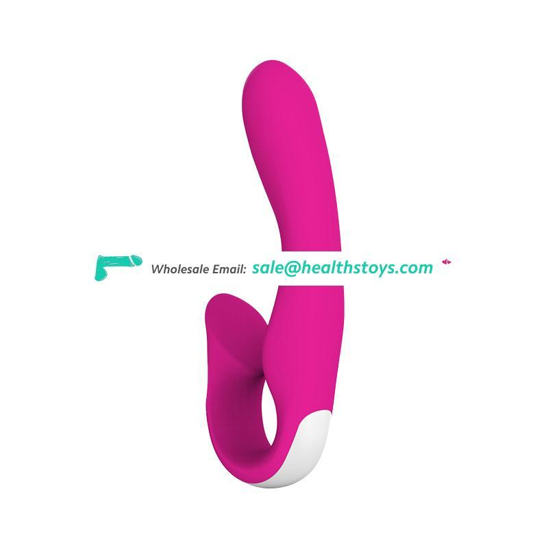 Silicone Clitoris Vagina Stimulator Massager Sex Things for Couples