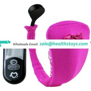 10-Speed Vibrating C-String For Woman Wireless Remote Control
