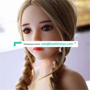 100cm japan TPE full metal skeleton real anime mini big breast ass  real size sex love doll for men sex  YL-100-154