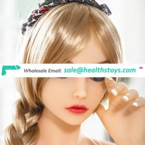 128cm  lifelike mini anime sex doll Real silicone sex doll for men  full size adult big breast sexy love doll YL-128-75