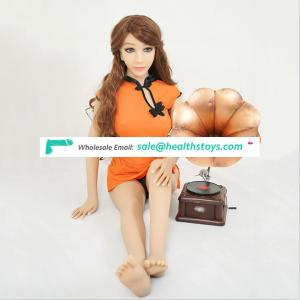 140cm Mini Toys Doll Silicone Love Doll Realistic Adult Sex Doll For Men 2017