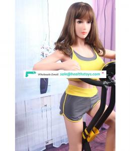 148cm 1.48m High Quality Big Chubby Breasts Boobs Make Love Girl Solid Full Silicone Real Lifelike Sexy Sex Doll