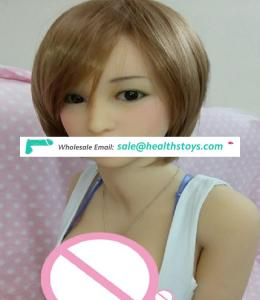 148cm Newest real cheap silicon sound sex doll with heating
