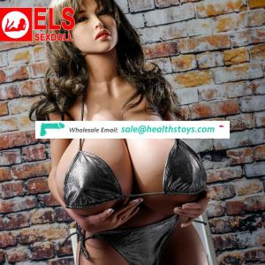 153cm sex doll huge breasts big boobs butt big tits for men chubby ass silicone sexy doll papaya milk 2018 latest
