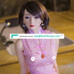 158cm Chinese style 18 sex girl sex doll small breast for men sex