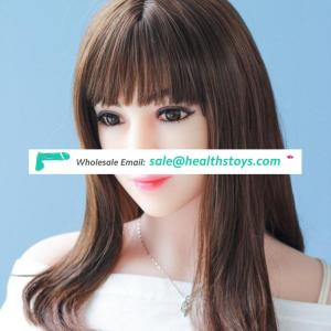 158cm Real Silicone Dolls Robot Japanese Anime mini sex Realistic doll Adult toys  For Men Sex YL-158-A16