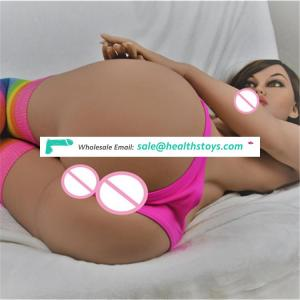 160CM Real Feeling  Full Silicone Entity Sex dolls flat Chest big ass Real TPE Sex Dolls for Man Sex masturbating YL-160-105B