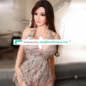 165cm Real Silicone Chubby Sex Love Dolls With TPE Metal Skeleton Big Breast