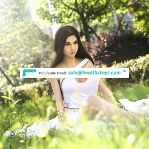 168cm Height lifelike sex doll TPE not inflatable pussy silicone sex doll for men