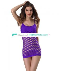 2 Colors Extreme Sexy Sheer Mesh Many Hole Design High Elasticity Transparent Nightwear Bondage Sexy Busty Women Nigthy Corset