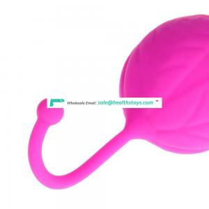 2016 Hot-Sale Ben Wa Ball Sex Toys G-Point Waterproof Rose Kegal Balls For Women Climax