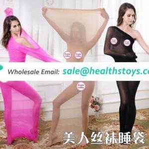 2016 New Arrival Badystocking Bag Soft Full Body Stocking Sleeping Bag Hot Sale Badystocking Lingerie for Women