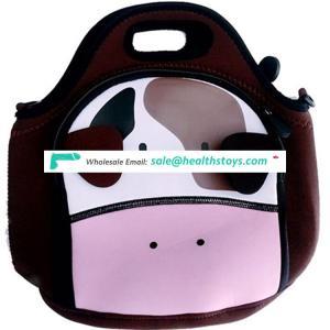 2017 hot style neoprene lunch bag for kids