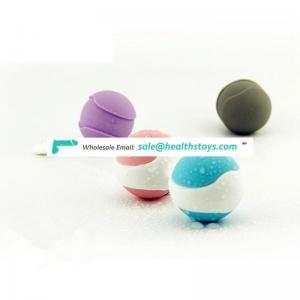 2018 China factory 4 or 6 Stages Ben Wa Balls for Vagina Tightening Kegel Exercise Balls