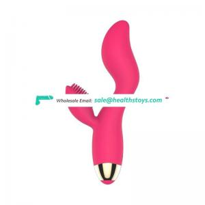 2018 Newest bend design female sexy toys vibrator women vagina picture masturbator toys