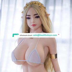 2019 hot big breast Elf sex doll adult sex toys for men sex