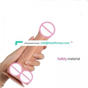 2019 new arrive huge big plastic penis dildo sex toy, best selling no smell realistic silicone dildo