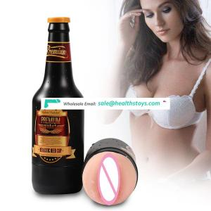 3D Silicone Realistic Sex Toys Vagina Ass Male Masturbator
