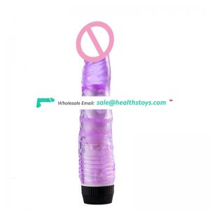 4 Color Jelly Dildo&Vibrators for Women Realistic Penis Anal Dildo VIbrator Sex Toy for Woman Butt Plug Adult Erotic Toys