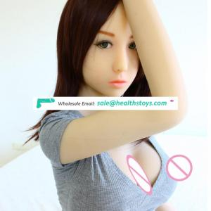 Adult 161CM Lifelike Real FullSilicone Removable Vagina Ass Sex Dolls