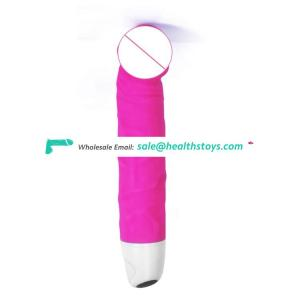 Adult Popular Waterproof Sexual Tools Battery Powered Sex Toy Mini Anal Dildo