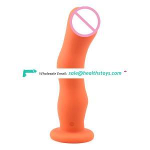 Adult big sex toys strapless dildo vibrator gear shift knob