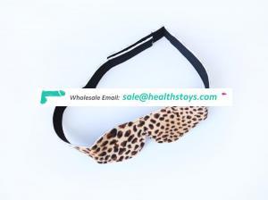 Best selling sleeping Leopard eye mask Adult/ Funny Sex Toy Eye Mask for Female