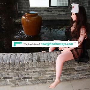 Body Safe Medical TPE material realistic inflatable sex doll adult for men