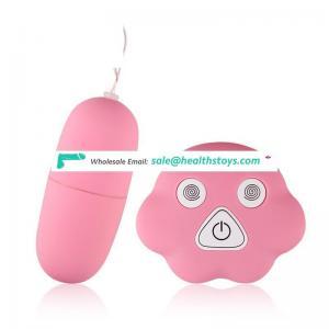 Cheap Price Mini Unique Design Remote Control Wireless Female Vibrating Magic Love Egg for Woman