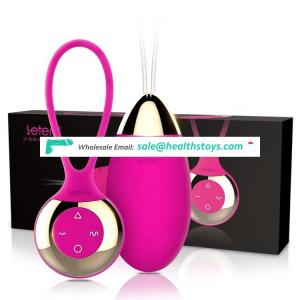 Cheaper small cherry advanced kegal ball for woman