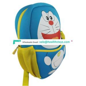 China best neoprene backpack soft school bag
