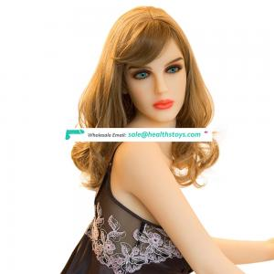 Chinese wholesale solid silicone sex doll cheap lifesize woman  china real doll