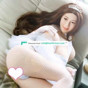 Chubby 165cm 1.65m Solid Silicone Soft Touch Big Boobs Breast Firm Fancy Ass Japanese Korean Asian Woman Doll Make Love Sex Doll
