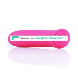 Classic Popular Soft Silicone Mini Vibrator Adult Vibrating Female Sex Machine Magic Bullet
