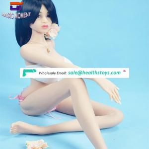 Done High Quality 132 cm Sexy Body Hot Lady TPE Big Breast Thailand for male Sex Doll