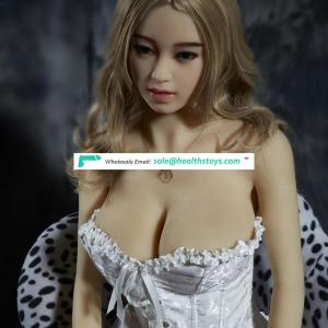 Done Latest Real Silicone sex doll 148cm skeleton adult japanese love doll vagina lifelike realistic sex doll for men big breast