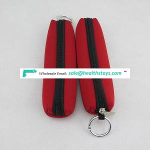 Economic and Reliable imprint cute neoprene pencil case custom bag cheap