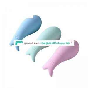 Factory Direct Sale Female Vibrator Killifish Mini Wireless Jumping Egg Tongue Adult Products Wear Butterfly Hi Egg
