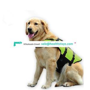 Factory Supply popular dog floating life jacket