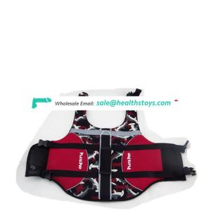 Factory hot sales life jacket for pet