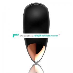 Fast Delivery Private Label Heated Male Sex Toy Ejaculation Machine Silicone Suction Cups