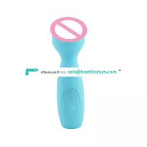 Female Sex Toys Silicone Small Buttet Vibrator Waterproof Vibrating